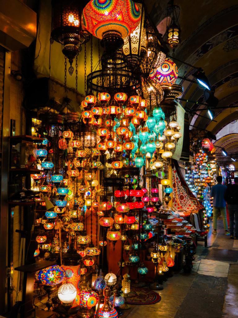 grand bazar Istanbul marché