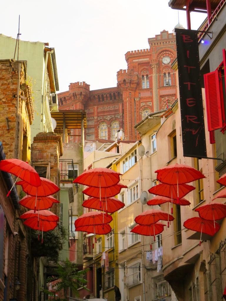 quartier balat Istanbul
