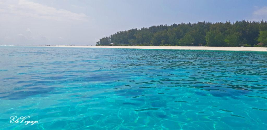 excursion snorkelling Mnemba Island Zanzibar