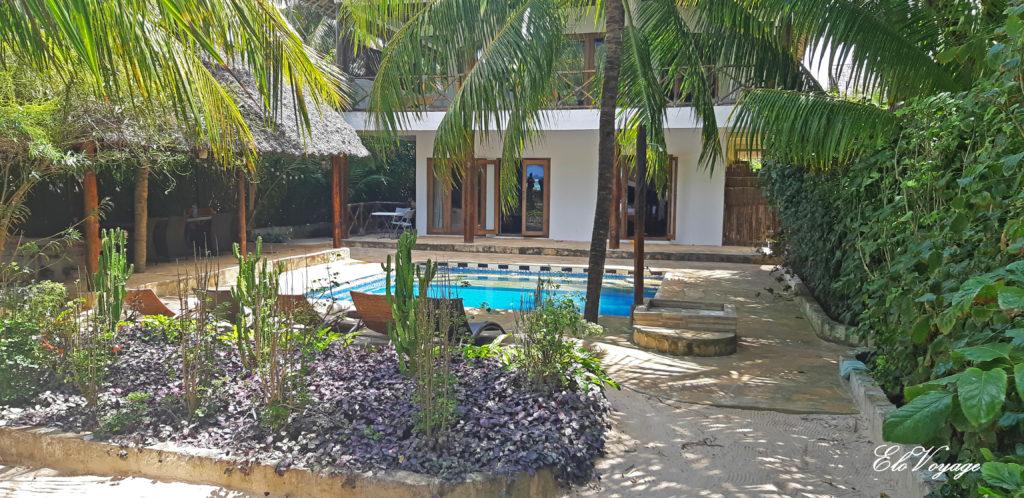 logement Matemwe Zanzibar Tamani Villas