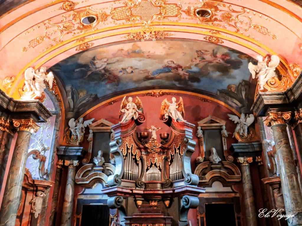 Klementinum Prague
