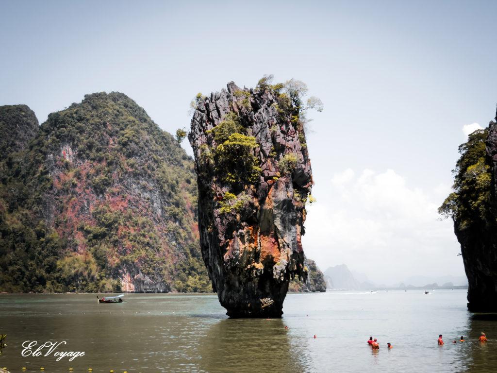 James Bond Island Phuket Thaïlande
