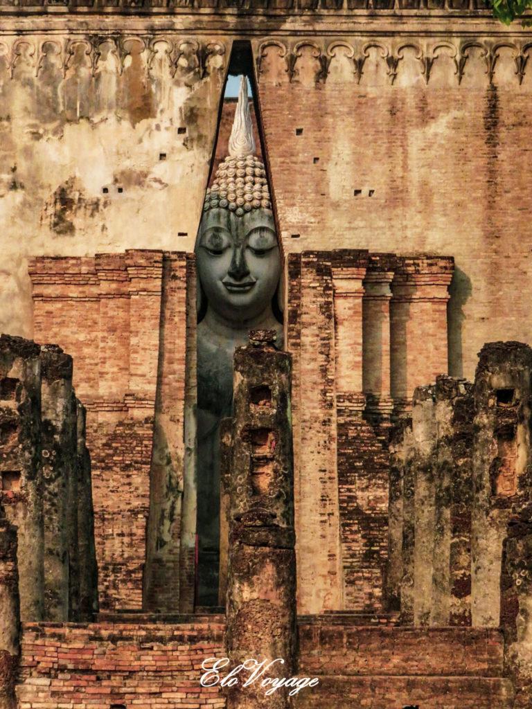 bouddha sukhothai