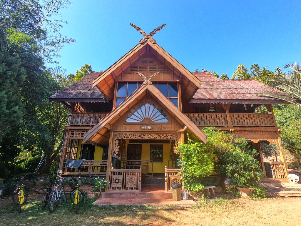 Logement Mae Hong Son Crossroads House