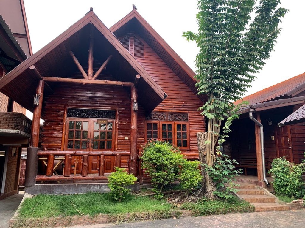 Logement Sukhothai Old City Guest House