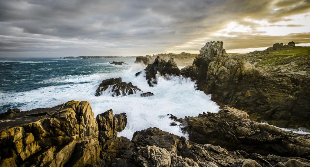 Ile Ouessant Bretagne
